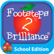 Footsteps to Brilliance Icon